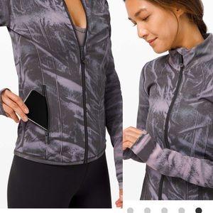 Lululemon Ebb to Street Define Jacket *Wash